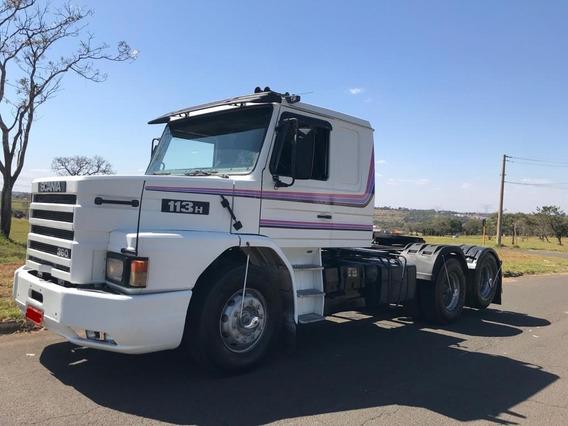 Scania 113 H 6x2 Ano 1994