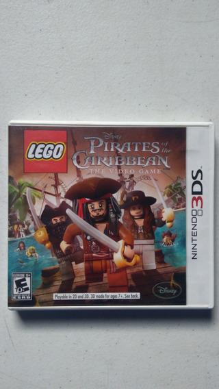 Lego Piratas Do Caribe Nintendo 3ds