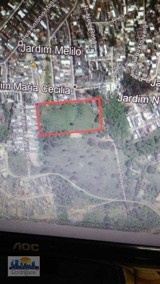 Terreno Residencial À Venda, Jardim Maria Cecília, Ferraz De Vasconcelos. - Te0011