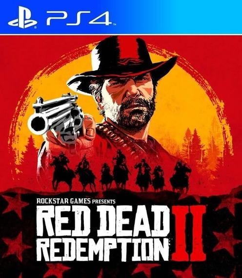 Red Dead Redemption 2 Ps4 Original 1