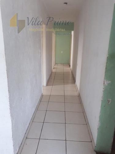 Imagem 1 de 14 de Casa Para Venda, 2 Dormitórios, Jardim Humaitá - São Paulo - 4070
