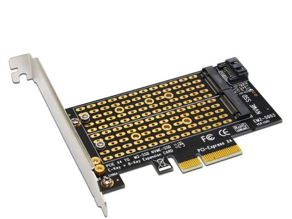 MagiDeal NVME M.2 SSD Key M//B to U.2 SFF-8639 Adapter Converter Card