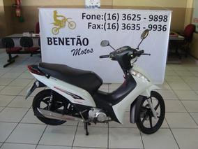 Honda Biz 125 Ex Branco 2015