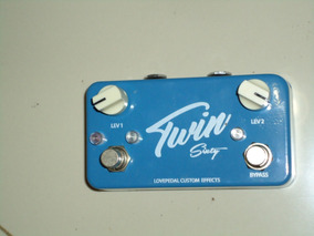 Lovepedal Twin Sixty Booster