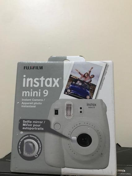 Câmera Instantânea Fujifilm Instax Mini 9 Branco Gelo-origin