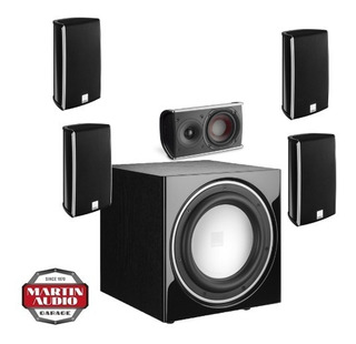 Sistema Audio Home Theater High End Dali Fazon Zona Norte