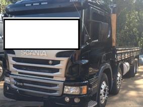 Scania P 310 Bitruck Ano 2015 Carroceria