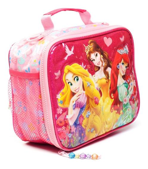 Lunchera Termica Disney Princesas Wabro 60256 Mundo Manias