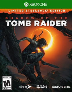 Shadow Of The Tomb Raider Xbox One - Bo3 Fifa- Envío Gratis