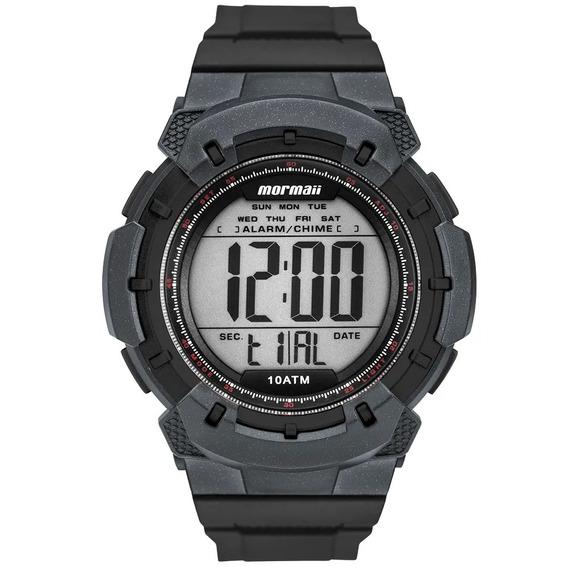 Relógio Mormaii Masculino Acqua Digital Mo3571/8r