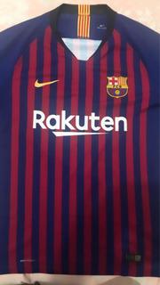 Camisa Nike Barcelona I 2018/19 Jogador Masculina