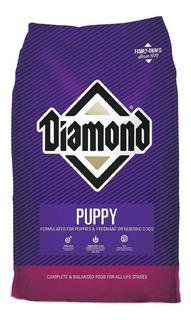 Alimento Diamond Super Premium Puppy perro cachorro todos los tamaños 3.62kg