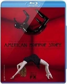 Blu Ray American Horror Story 4-5-8 Temporada Dublado