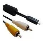 Cable Adaptador Camara Digital Av Panasonic Fx2 Fx7
