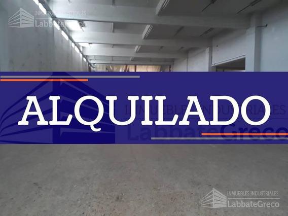 Galpon - Jose Leon Suarez