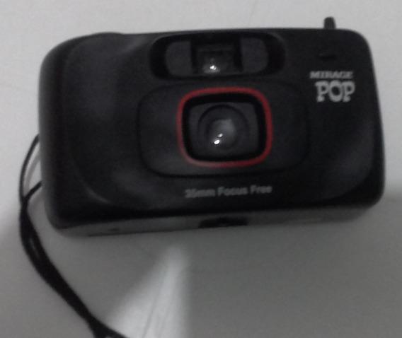 Máquina Fotográfica Mirage Pop 35mm Focus Free (antiga)