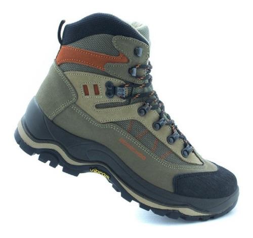 Imagen 1 de 5 de Zapato Berrendo 1122 Gamuza Color Arena Hombre O Mujer