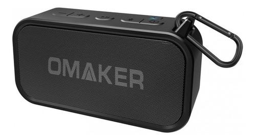 Bocina Altavoces Portatiles Bluetooth Omaker M6 Exteriores