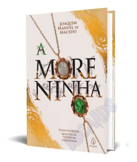 Livro A Moreninha Texto Integral Com Questões Enem
