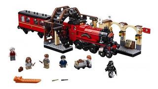 Harry Potter Estacion Tren Tipo Lego Juguete De Niño / Niña