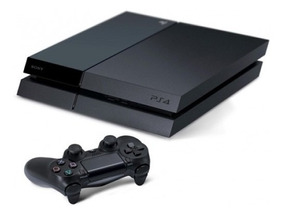 Playstation 4 500 Gb Preto Seminovo