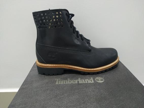 Bota Timberland 6in Premium Collar Black