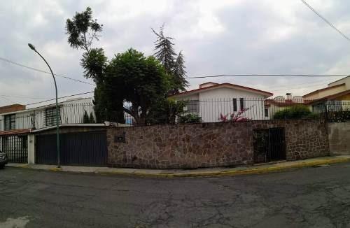 Casa En Renta Uso Oficinas, Toluca Residencial Colón Ciprés