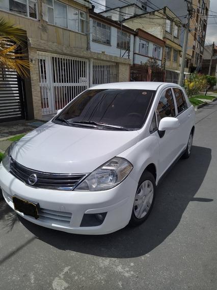 Nissan Tiida Blanco 1.8