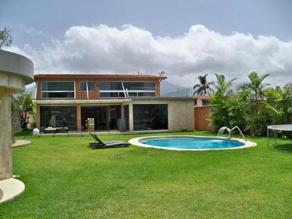 Casa En Venta Cumbres De Curumo Mls #20-10557
