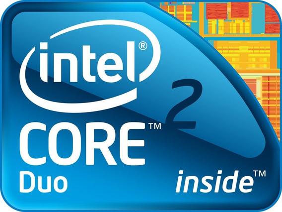 Cpu Core 2 Duo + 4gb Ram Disco 500 Gb I Juegos - Envios