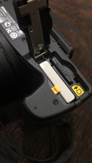 Câmera Fotográfica Nikon Coolpix P510