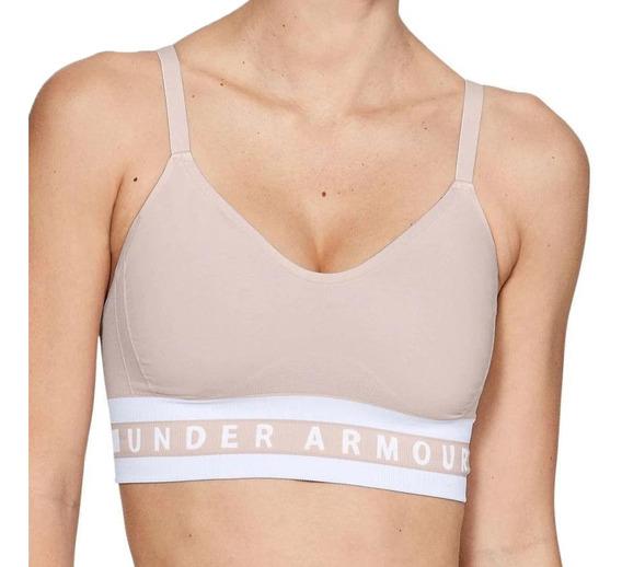 Top Under Armour Training Seamless Bra Mujer Rv