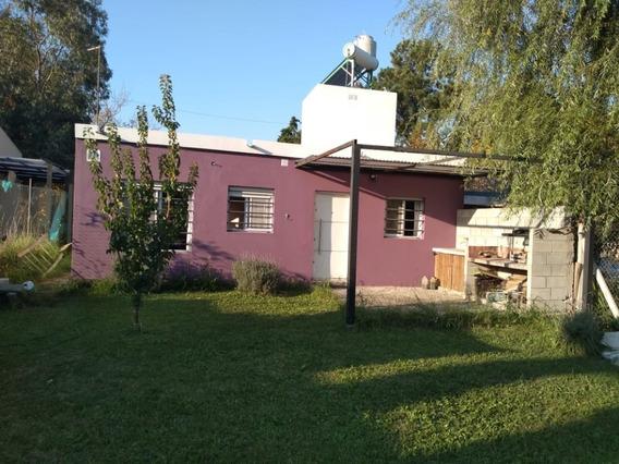 Casa En Alquiler De Un Dormitorio (el Rincon)