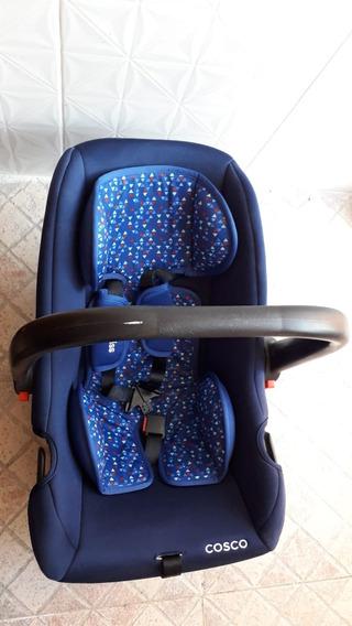 Bebê Conforto/cadeirinha Para Carro Cosco Azul