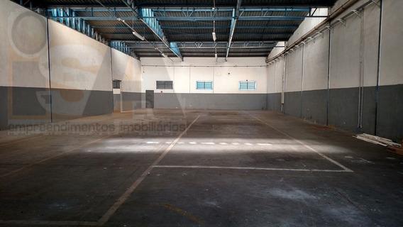 Salão / Galpão Em Vila Idalina - Poá - 2020