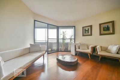 Apartamento No 5º Andar Mobiliado Com 4 Dormitórios E 3 Garagens - Id: 892904793 - 204793