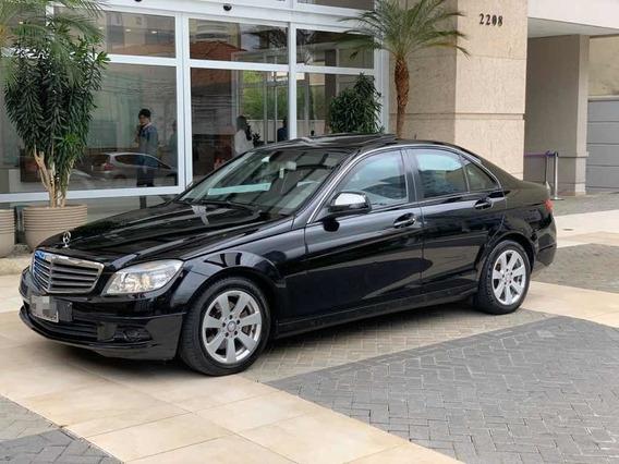 Mercedes-benz Classe C 2008 3.0 Avantgarde 4p