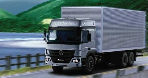 Mercedes Benz Atego 1426/48 - 2426/54  Anticipo $ 48,664.59