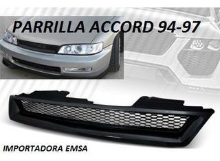 Parrilla Honda Accord 94 - 97 , Oferta