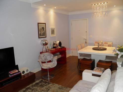Apartamento Com 3 Dormitórios À Venda, 100 M² Por R$ 639.000,00 - Vila Mariana - São Paulo/sp - Ap8080