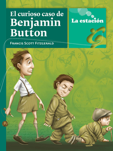 Imagen 1 de 1 de El Curioso Caso De Benjamin Button - Estación Mandioca -
