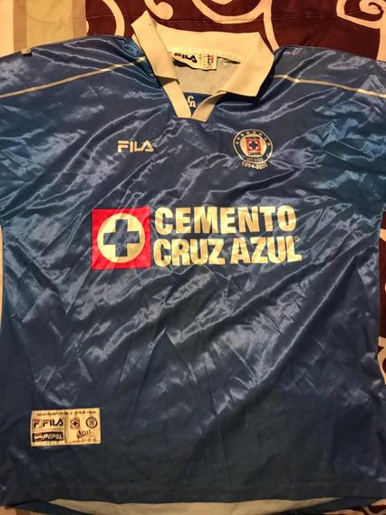 Playeras Cruz Azul Retro