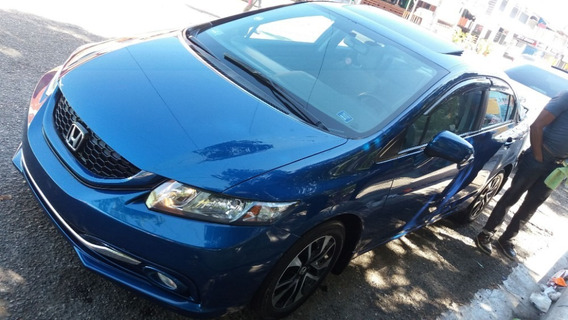 Honda Civic 2014 Full Americano