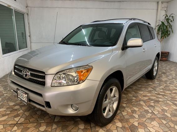 Toyota Rav4 Limited Piel Extremadamente Nueva Impecable