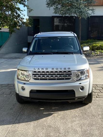 Land Rover Lr4 2013 5.0l Hse Mt