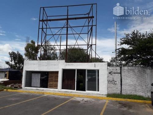 Imagen 1 de 5 de Local Comercial En Renta Prol. Pino Suarez En Durango