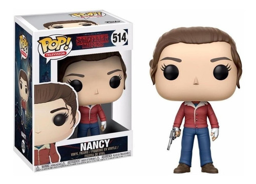 Funko Pop 514 Stranger Things Nancy