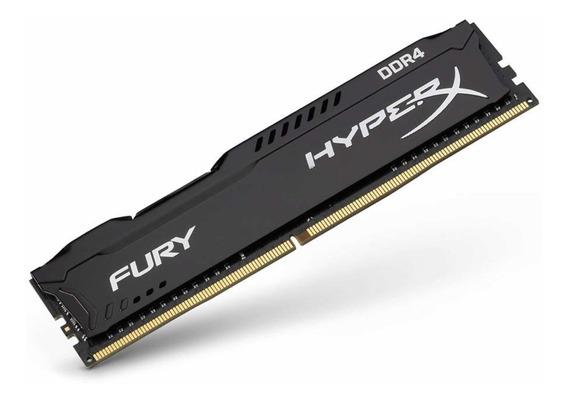 Kit Memoria Hyper Fury Ddr4 8gb Oferta