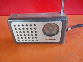 Antigo Rádio Nissei Uma Faixa Não Funciona