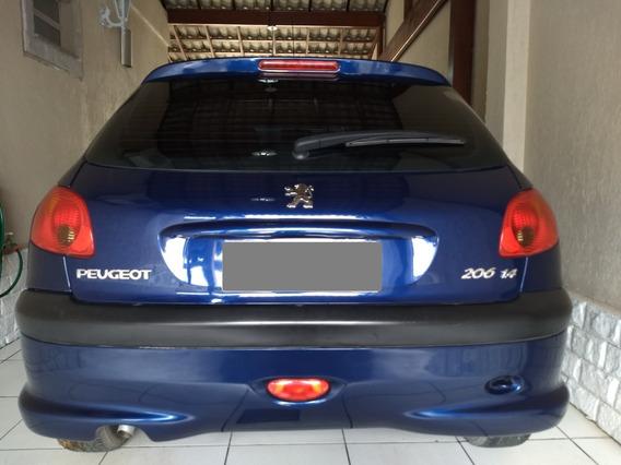 Peugeot 206 1.4 8v